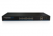 Utepo - UTP3-SW16-TP300 - Switch - 16 PoE