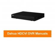 Dahua - HDCVI DVR Bedienungsanleitungen
