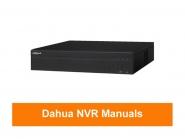 Dahua - NVR Bedienungsanleitungen