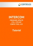Tutorial Intercom Firmware Update VTH / VTO mit Config Tool 4.05