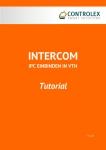 Tutorial Intercom IPC einbinden in VTH
