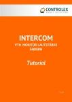 Tutorial Intercom VTH Monitor Lautstärke ändern