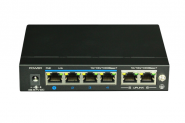 Utepo - UTP3-GSW04-TP60 - Switch - 4 PoE GB