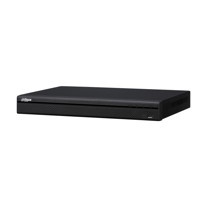 Dahua - NVR5208-8P-4KS2 - NVR - 8 Kanal - 8 PoE