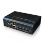 Utepo - UTP7204GE-HPOE - Switch - 4 PoE Gb - SFP