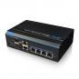 Utepo - UTP7204GE-HPOE - Switch - 4 PoE - 2 SFP