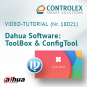 Video-Tutorial #18021: Dahua Software: Toolbox & ConfigTool