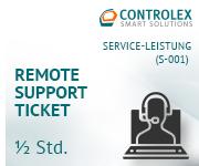 Remote Support Ticket - 1/2 Std.