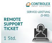 Remote Support Ticket - 1 Std.