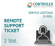 Remote Support Ticket - 2 Std
