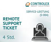 Remote Support Ticket - 4 Std.