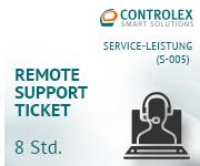 Remote Support Ticket - 8 Std.