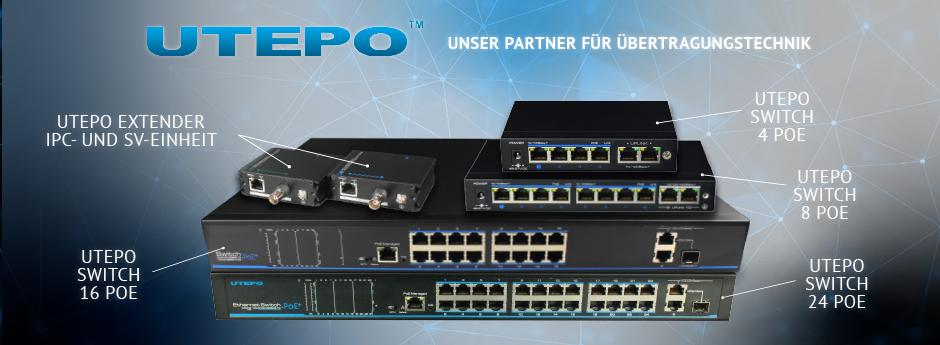 Banner Utepo Partner