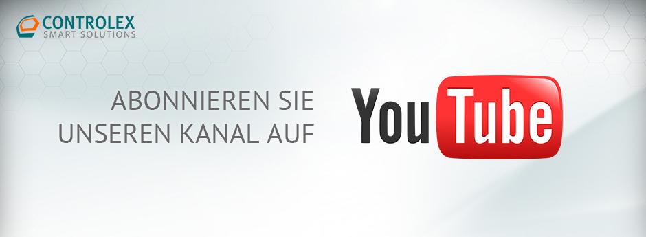 Banner Controlex YouTube